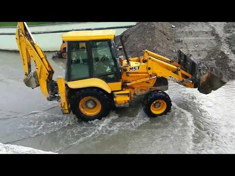 Как чистят реки от грязи Река весновка алматы РЕКА Есентай Алматы Как это делают