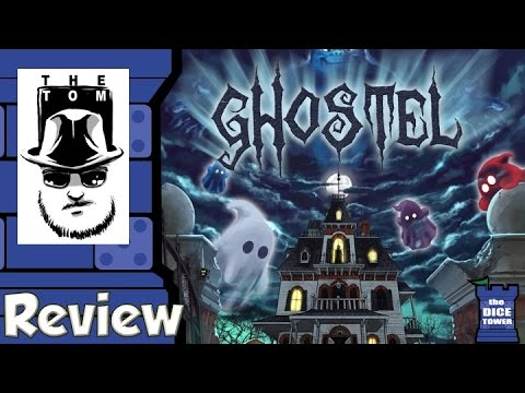 Ghostel Review - with Tom Vasel