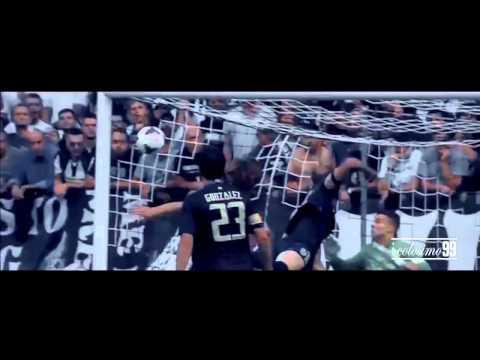 The Arturo Vidal Movie  Juventus F C 2014