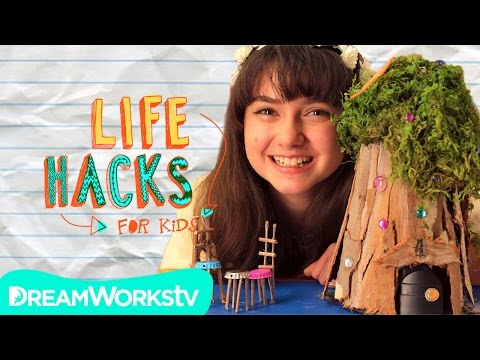 Fairy Garden Hacks | LIFE HACKS FOR KIDS