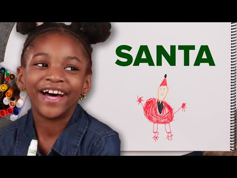 Kids Debate Whether Santa Claus Is Real