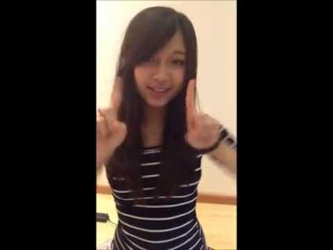 Hotgirl Cover Kiyomi cực dễ thương