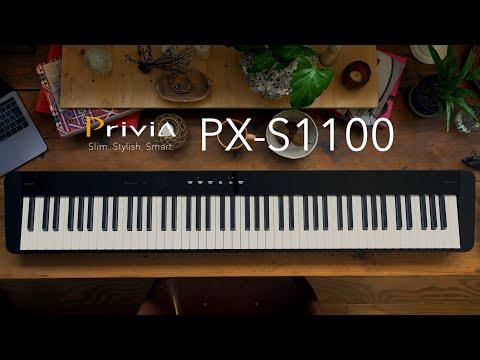 Piano Casio Privia PX-S1100 - Coming soon