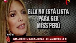 "Critican a modelo peruana que se indignó cuando la llamaron ""princesa inca"""