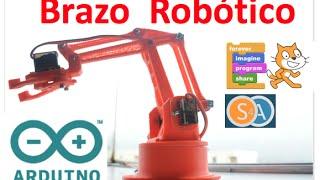 ✅ Brazo Robótico, Como Se Hace ( Robotic Arm ) ❗CNC ?❗