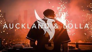 """ILLENIUM """"Ignite"""" Series - Auckland & Lollapalooza"""