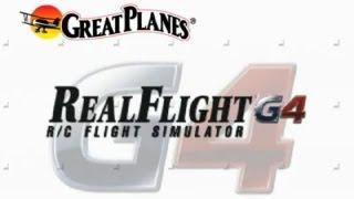 RealFlight G4 5 ピルエット・メトロ? - aoisoraheli