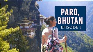 Solo in Paro Bhutan | Tiger's Nest visit | Bhutan Travel Guide | Bhutan Series Ep 1 | Tanya Khanijow