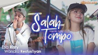 Chord Gitar Salah Tompo - Esa Risti feat Wandra, Lirik Lagu dan Kunci Dasar Mudah Dimainkan