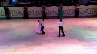 preview picture of video 'Junior Blackpool Dance Festival Juvenile Quickstep British Open Championships'