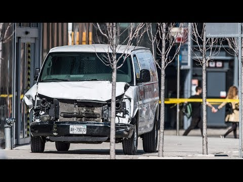 Toronto Police name suspect in van attack, provide update into investigation