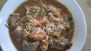 Matumbo Stew (Tripe) – Kenyan Matumbo Recipe – Jikoni Magic