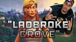 """Ladbroke Grove"" (AJ Tracey)  • A Fortnite Montage #Unvoke5kRC #UnvokeOnTop"