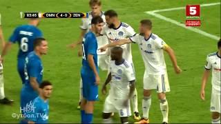 Динамо Минск 4-0 Зенит. 3-й отборочный раунд Лиги Европы УЕФА 2018/2019. Обзор матча