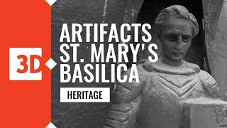St. Mary's Basilica – digitizing heritage arifacts of Saint George