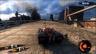 Motorstorm Apocalypse, supercar, Skyline, bon bol d