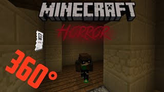 360° Minecraft Horror - Virtual Reality