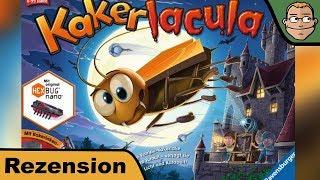 Kakerlacula - Brettspiel - Review