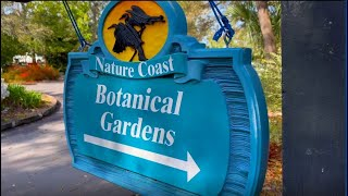 NATURE COAST BOTANICAL GARDENS AND NURSERY: A SECRET OASIS OF BLOOM (2021)