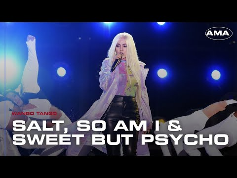 Ava Max performs Salt, So Am I, Sweet But Psycho at Wango Tango iHeart Radio