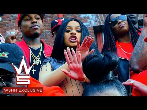 "Cardi B ""Pull Up"" (WSHH Exclusive - Official Music Video) - WORLDSTARHIPHOP"