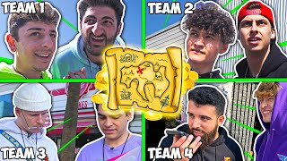 FaZe Clan Real Life Treasure Hunt - Challenge