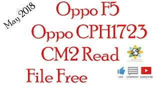 OPPO F5 CPH1723 FRP HARD RESET WITH CM2 TOOL - hmong video