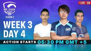 [EN] PMPL South Asia S2   Week 3 Day 4   PUBG MOBILE Pro League 2020