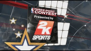 NBA 2K19 THREE POINT CONTEST
