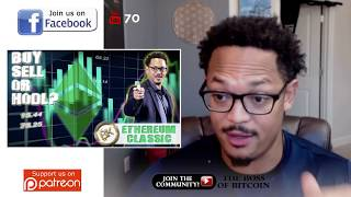 Ethereum Classic on Coinbase! 🎉LIVE Cryptocurrency Bitcoin News 2018