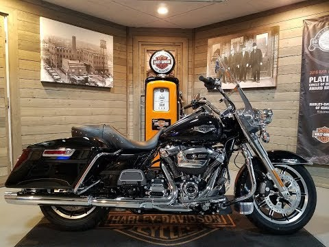 2019 Harley-Davidson Road King® in Kokomo, Indiana - Video 1