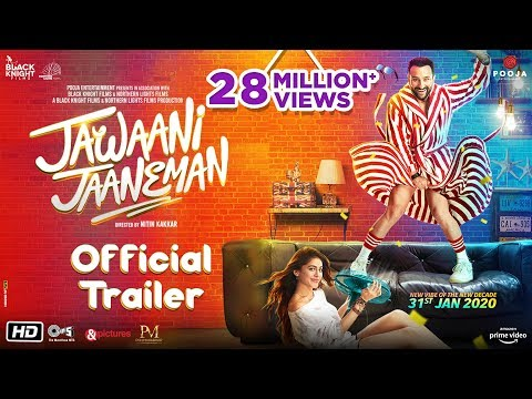 Jawaani Jaaneman - Movie Trailer Image