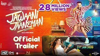 Jawaani Jaaneman - Official Trailer