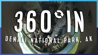 360 In Alaska: Denali National Park   Royal Caribbean