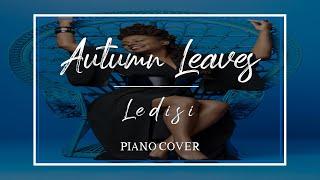 Ledisi - Autumn Leaves (Piano Solo Transcription) l 피아노 솔로 부분 by 훈띵