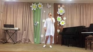 1107 Ренкас Ксения г Лесосибирск   Белый снег