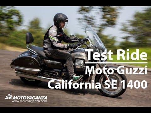 Moto Guzzi California SE 1400, Buat Penggila Touring