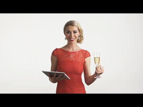 Video of Bank of Melbourne Tablet App