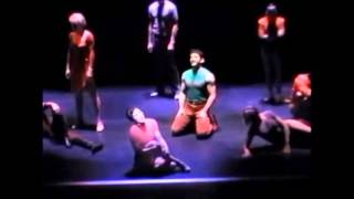Hello 12, Hello 13, Hello Love -A Chorus Line. (Dancing Parts Only)