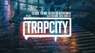 Ellie Goulding, Diplo, Swae Lee   Close To Me (Zeds Dead Remix)