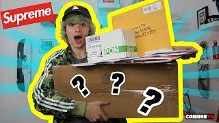 Fan Sent A HYPEBEAST MYSTERY BOX! Huge Haul Of Fan Mail