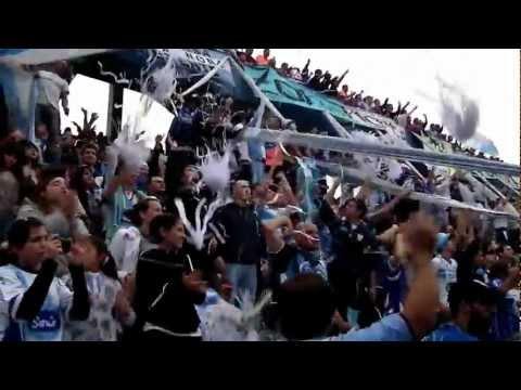 """La Barra de los Trapos Atlético de Rafaela vs. Colón 1"" Barra: La Barra de los Trapos • Club: Atlético de Rafaela"