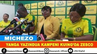 VIDEO: Yanga yazindua kampeni 'Twenzetu Ndola tukapindue meza kibabe'
