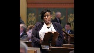 Rep. Tenisha Yancey Passes Women's History Month