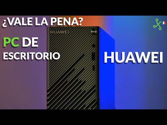 MateStation S | Computadora de ESCRITORIO de Huawei | PRECIO en México