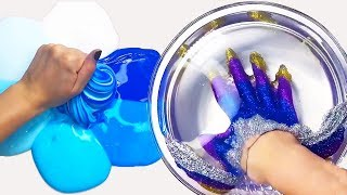 The Most Satisfying Slime ASMR Videos | Relaxing Oddly Satisfying Slime 2019 | 116