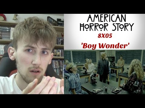 American Horror Story Season 8 Episode 5 - 'Boy Wonder' Reaction