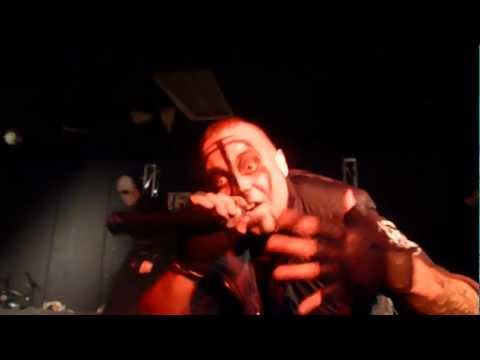 King Nasty w/ Lord Malice DRUGS AND HOES Mic Stand Lobotomy tour Pittsburgh
