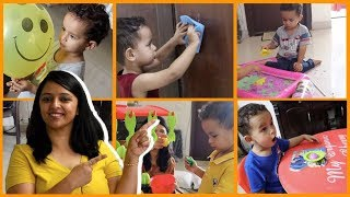 Top 10 घर में खेलने के Ideas | Indoor Engagement Activities For A 2 Year Old (Part2)