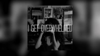 "Dark Rooms   I Get Overwhelmed (2017)    ""A Ghost Story""    Single Audio."